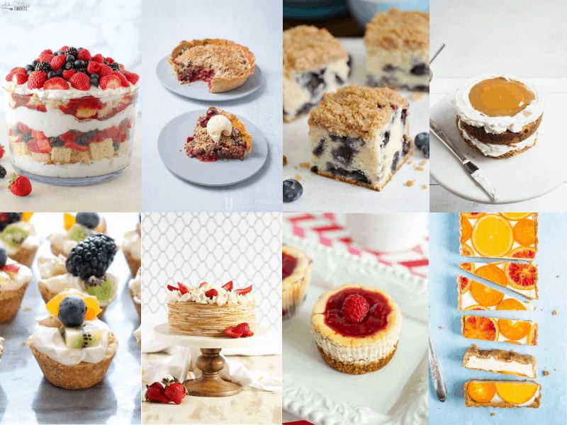45 Cakes and Desserts Ideas for Party