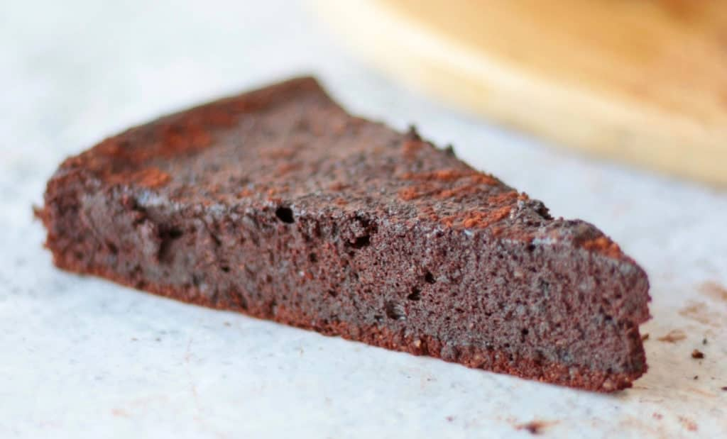 Gluten Free Flourless Chocolate Cake