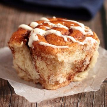 Cinnamon Scroll from Scratch
