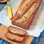 Banana Bread, sliced