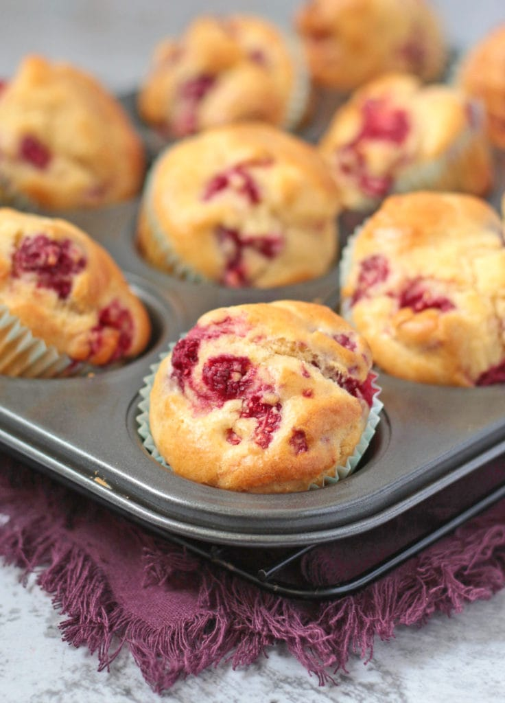 Muffins in the Pan