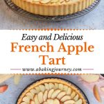 Easy and Delicious French Apple Tart