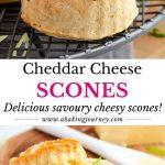 Cheddar Cheese Scones