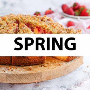 Spring Baking